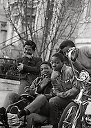 BLACK PANTHERS & CALIFORNIA STREETLIFE- USA 1967-1970