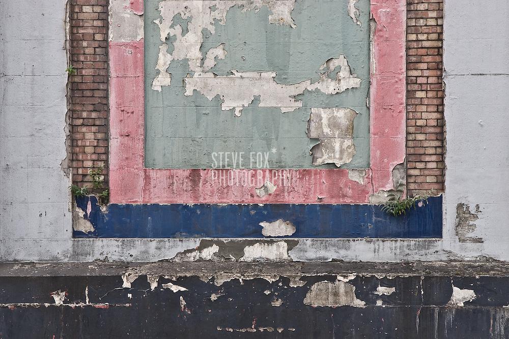 Derelict Cinema Building, St Albans, Hertfordshire, England