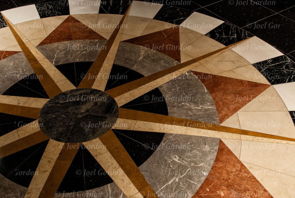Star Marble Floor Tiles Contained In Galleries Architecture Art
