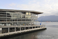 Vancouver Convention and Exhibition Centre, Vancouver, British Columbia, Canada