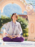Hanuman Yoga Clothing at Yoga Journal Japan   March 2014