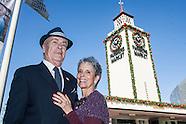 David Hamlin and Sydney Weisman,  longtime PR reps for the Farmers Market