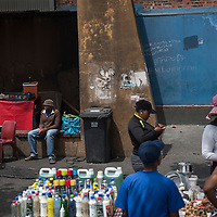 &quot;A New Agenda: Lung Health Beyond 2015&quot;, The 46th Union World Conference on Lung Disease, Cape Town, South Africa.<br /> Photo shows the Nyanga and Crossroads areas of Cape Town. <br /> Photo &copy;Steve Forrest/Workers' Photos/The Union