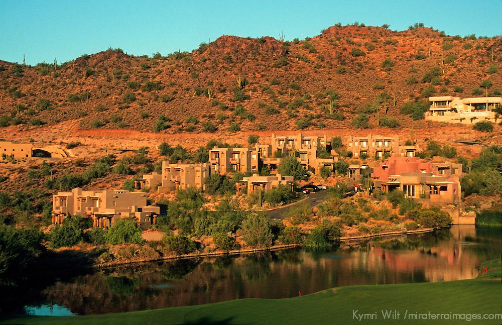 USA, Arizona, Fountain HIlls. Inn at Eagle Mountain Golf Resort