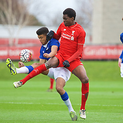 151205 Liverpool U18 v Everton U18