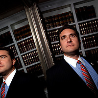 WINTER PARK, FL -- October 21, 2010 -- Attorney Wade Vose, who is filing a lawsuit against the Florida Tea Party, poses for a portrait in his office Winter Park, Fla., on Thursday, October 21, 2010.