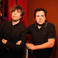 Scharpling & Wurster - The Bell House - March 11 & 12, 2015