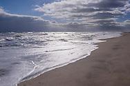 Clearing Storm. Mecox Beach, Jobs Lane, Bridgehampton, Long Island, NY