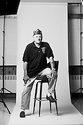 Joseph F. Marinello<br /> Army<br /> Tech 4<br /> Field Radio, Artillery<br /> July 1946 - May 1948<br /> WWII (Pacific)<br /> <br /> Veterans Portrait Project<br /> Chicago, IL