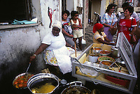 Salvador de Bahia, Brazil, streetfood