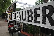 Asamblea de Taxistas por UBER