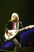 June 16, 2006; Manchester, TN.  2006 Bonnaroo Music Festival. Tom Petty and the Heartbreakers performs at Bonnaroo 2006.  Photo by Bryan Rinnert