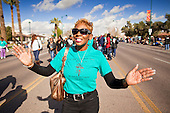 Martin Luther King Day Parade in Mesa