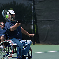 Friday matches for the 30th Annual Texas Open Wheelchair Championship