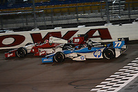 Simon Pagenaud, Iowa Corn Indy 250, Iowa Speedway, Newton, Iowa 06/23/12