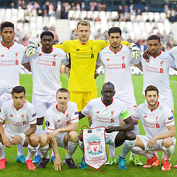 150917 Bordeaux v Liverpool
