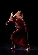 Dancer Brydie Colquhoun.