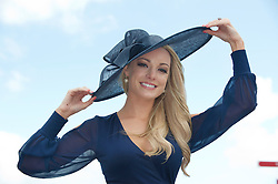 01/08/2012. Suzanne Wall  from Limerick at the Galway Plate day of the Galway Races.Photo:Andrew Downes