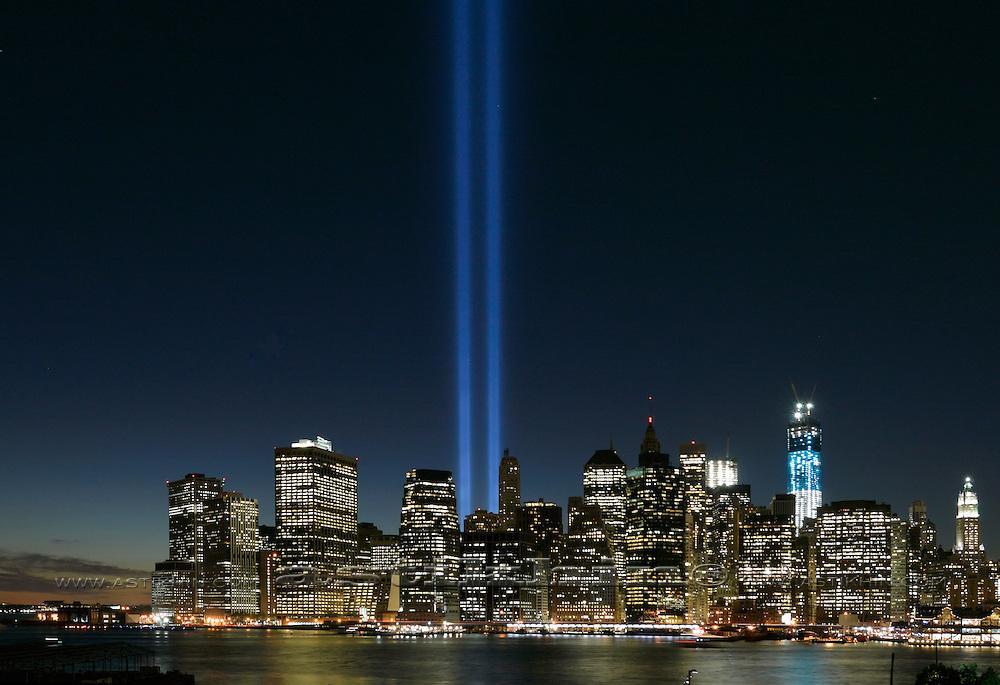 Memory of World Trade Center (2010) - We Shall Never Forget!