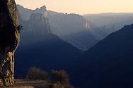France, Languedoc Roussillon, Lozère (48), Cevennes, Gorges du Tarn
