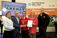 Enterprise Ireland Toplink.ie Innovation Arena Awards at the National Ploughing Championships in Rat