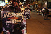 Atmosphere at Jadakiss performance of ' The Last Kiss '  held at Highline Ballroom on April 8, 2009 in New York City