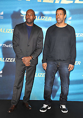 SEP 16 2014 The Equalizer Photocall in Berlin