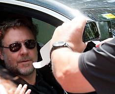 JUNE 18  2013 Russell Crowe
