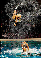 Canada CAN.Free Combined Routine - Combo Day 03 - Dec.2nd.7th FINA Synchronized Swimming  World Trophy.Mexico City MEX - Nov. 30th, Dec. 2nd, 2012.Photo G.Scala/Deepbluemedia/Inside