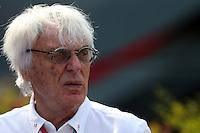 Bernie Ecclestone  - 24.05.15 - Formula 1 Monaco Grand Prix - Gara