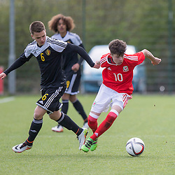 160427 Switzerland U15 v Belgium U15