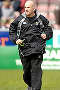 Leicester, ENGLAND, Wasps assistant coach Shaun Edwards, Guinness Premiership Rugby,  Leicester Tigers vs London Wasps © Peter Spurrier/Intersport-images.com.