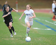 Oxford High vs. Horn Lake in girls high school soccer action in Oxford, Miss on Saturday, January 12, 2013. Oxford won.