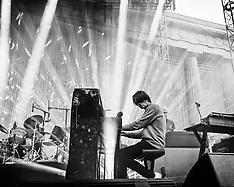 Radiohead at The Greek Theater - Berkeley, CA - 4/18/17