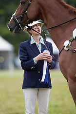 SEP 22 2013 Whatley Manor International Horse Trials Day 2