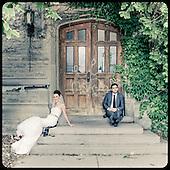 Stacey + Stefan married!
