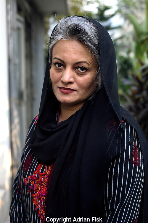 Massarat Misbah started the organisation  'Smile Again' in Lahore, Pakistan in 2003. Aware of the rising number of cases across Pakistan of women who had either been set on fire or had acid thrown over them she set up the charity which tries to reconstruct the womens faces with the aid of Italian doctors who visit Pakistan twice a year. The charity is funded by her beauty palour chain which has 30 outlets across Pakistan..Each years thousands of women in pakistan are deliberately set on fire or have acid thrown over them by men.