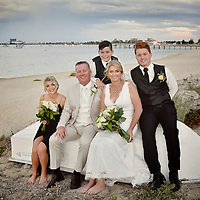 Nicole & Waynes Wedding Day - All