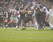 Ole Miss vs. Mississippi State in Starkville, Miss. on Saturday, November 26, 2011.