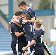 18-10-2015 Dundee v Hibs - Little Big Shot youth cup
