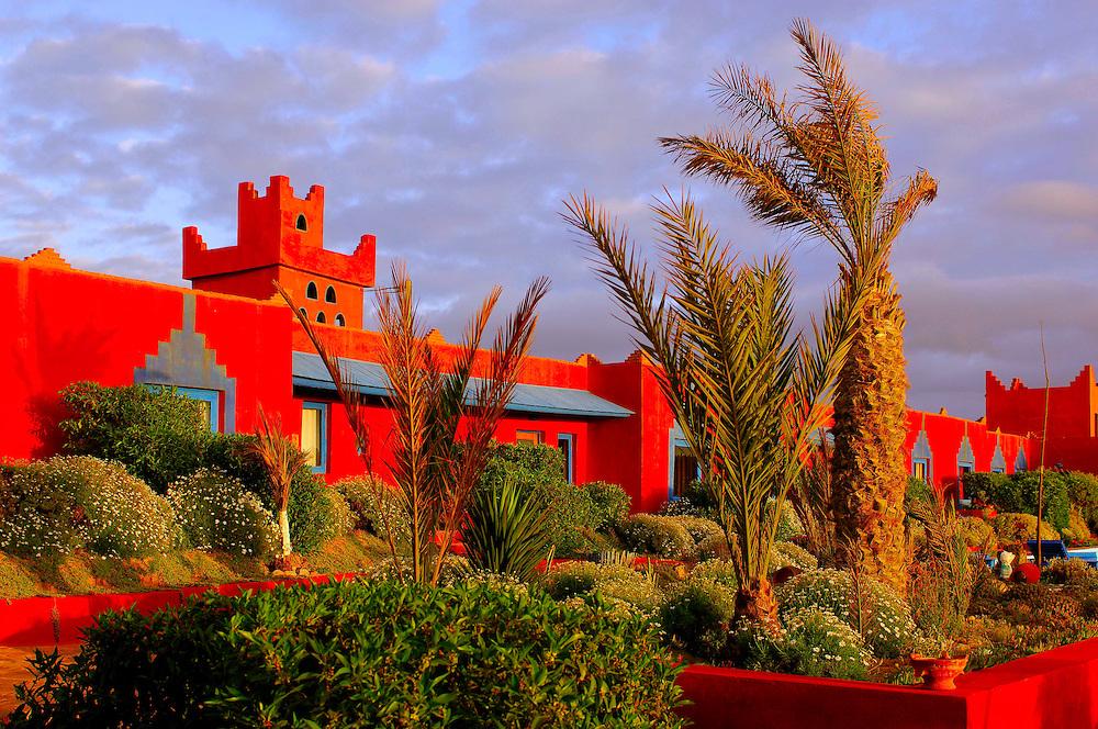 Riad Ksar Massa, Hotel, Sidi Wassay, Morocco