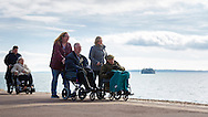 EMBARGOED 00:01 Wednesday 22nd February; 2017.<br /> <br /> Residents and carers from Chestnut View care home on the seafront in Southsea, Hampshire. They are amongst the first of 100,000s of old and vulnerable people to enjoy new Out and About excursions after Oomph! announces nationwide expansion plans today (Wednesday 22nd February).<br /> Out and About tackles a lack of outings for people in care settings due to social care funding cuts. Innovative model offers economies of scale on excursion planning, transport and conductors across care settings in an area.<br /> 80 Out and About minibuses will hit the road in first year thanks to &pound;1.5million investment from Mike Parsons, Care and Wellbeing Fund and Nesta Impact Investments.<br /> Photograph by Christopher Ison &copy;<br /> 07544044177<br /> chris@christopherison.com<br /> www.christopherison.com