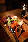 Nili Lappish Restaurant by chef Timo Kyllˆnen in Rovaniemi, Lapland
