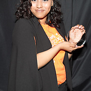 Rocio, Step Up student and Inspiration awardee