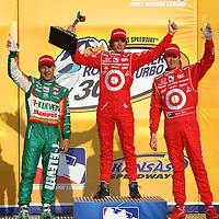 2008 INDYCAR RACING KANSAS