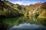 Lago di Isola Santa, 2013