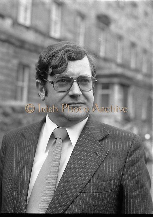 New Minister of State,Leinster House 14/12/1977