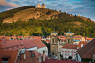 Exploring the rolling hills and charming towns of Moravia, Czech Republic