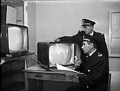 1959 - 18/03 Aer Lingus - First Closed Circuit Television Cameras Installed in Ireland