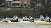20151213 Varsity Men's Boat Race Trial, London. UK.